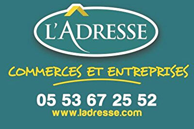 Fonds de commerce  Bar Brasserie Tabac Agen 92 m2