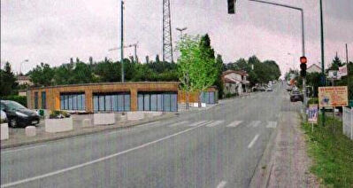 Local commercial Foulayronnes 50 m2